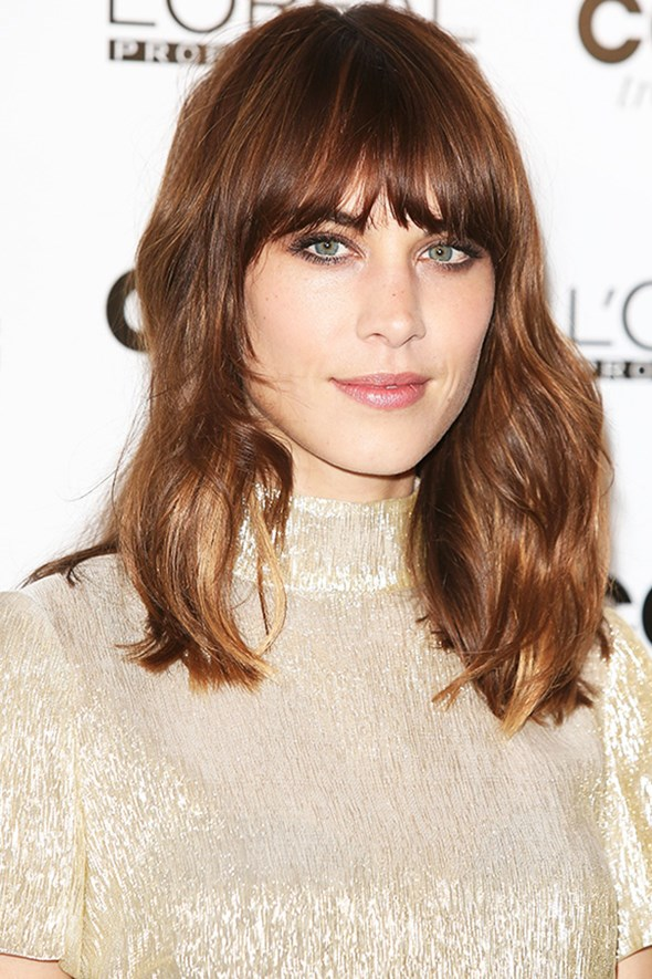 Ombre The Hottest Hair Trend Right Now Elle