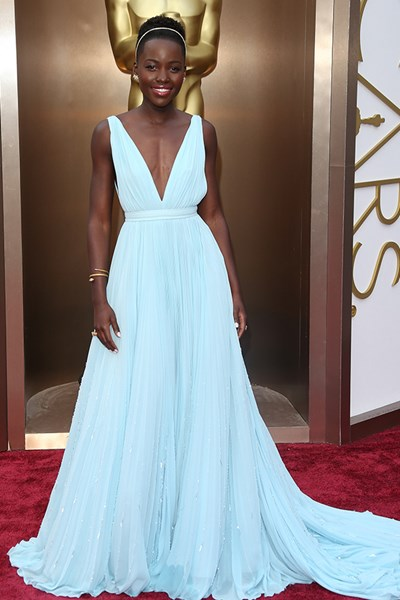 Style file: Lupita Nyong'o's bright fashion future