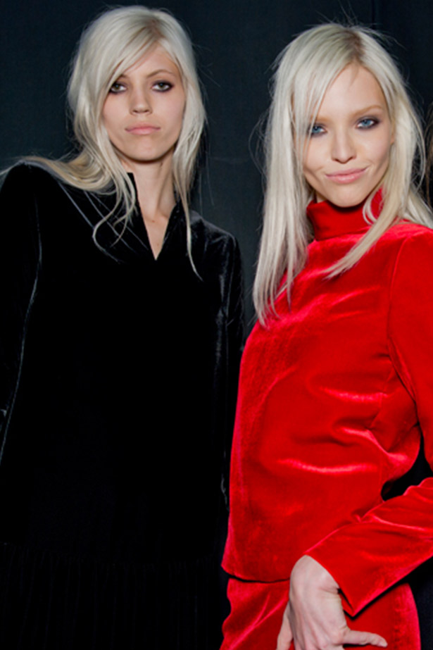 The bleach brigade: meet the blondes of the season.