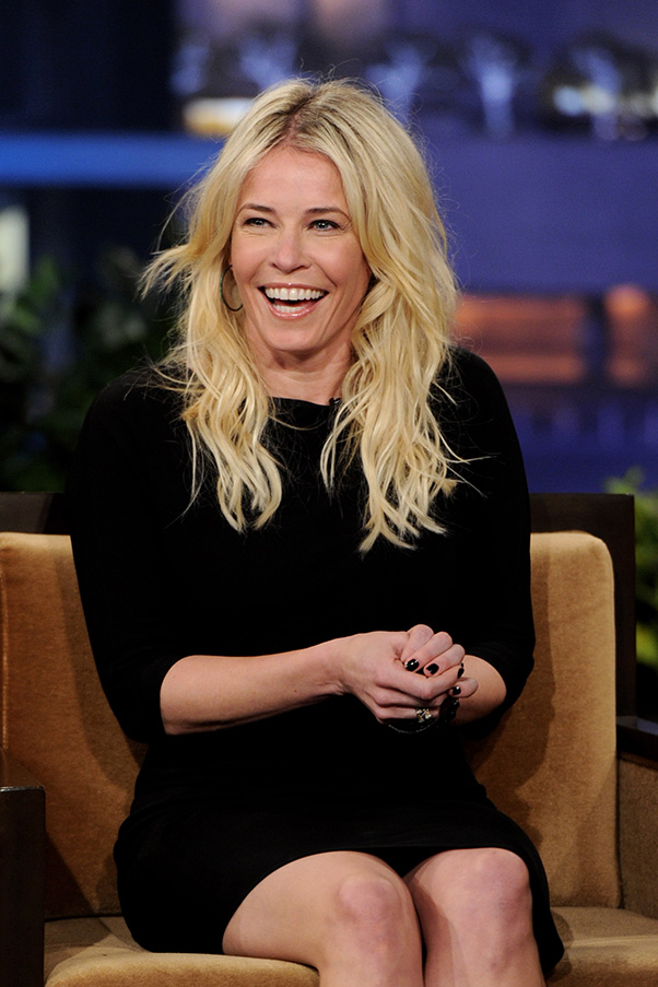 Chelsea Handler Takes Down Piers Morgan
