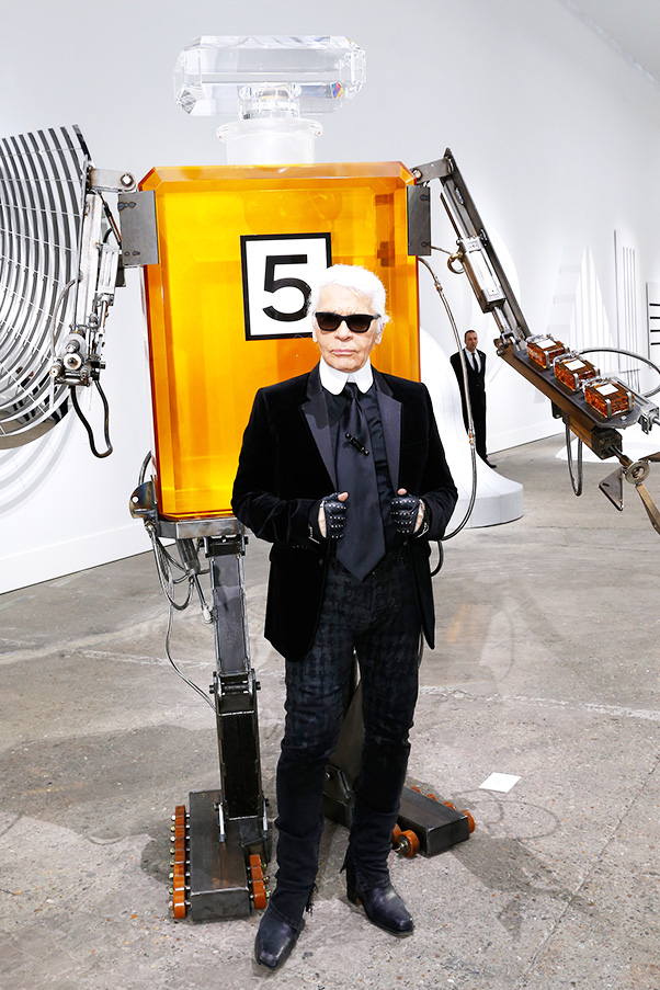 Karl Lagerfeld to design hotel in Macau