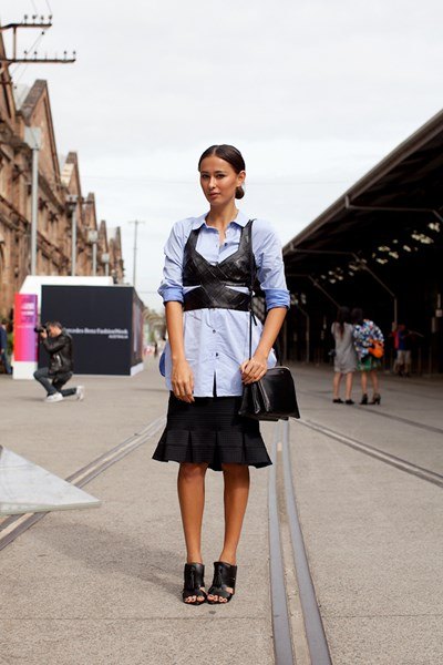 MBFWA: Street Style Day Two