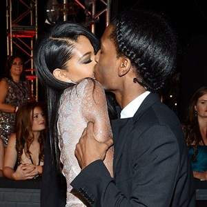 A$AP Rocky and Chanel Iman engaged?