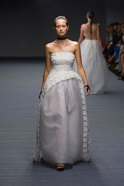 10 wedding dress styles from MBFWA