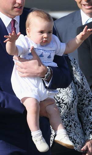 Getty: Prince George