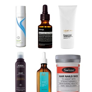 …and you thought these beauty treatments were face-exclusive. We've assembled a step-by-step guide for scalp TLC