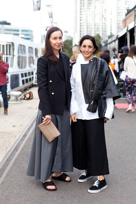 Deborah and Lou at VAMFF