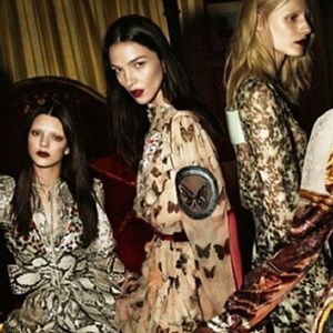 Givenchy's AW14-15 campaign