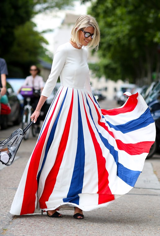 Street Style at the Haute Couture AW14-15 Shows