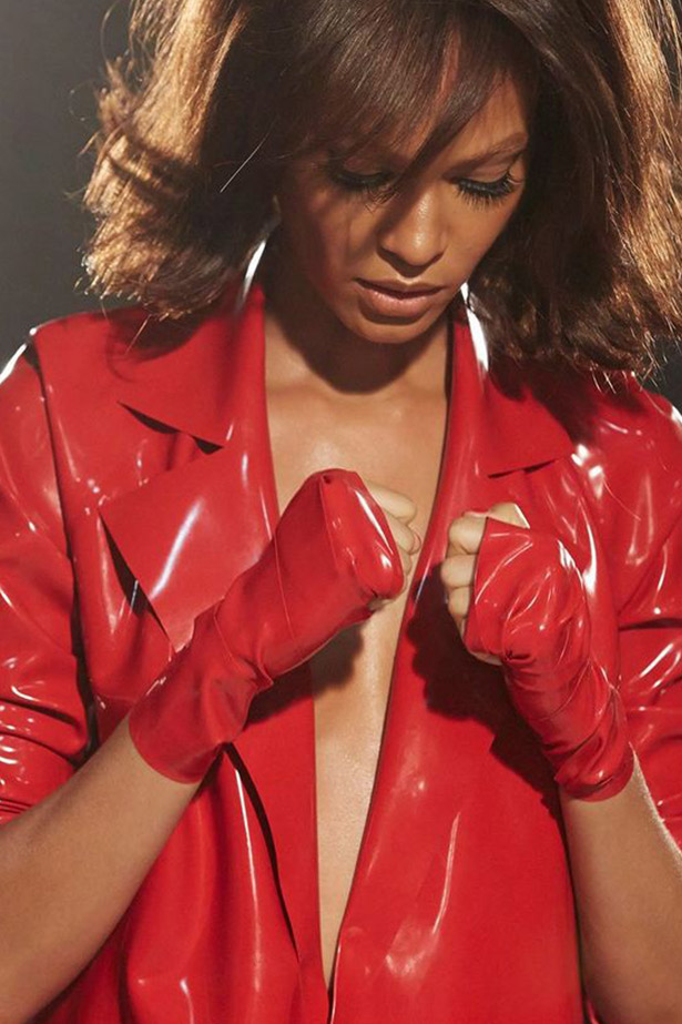 First look: The 2015 Pirelli Calendar