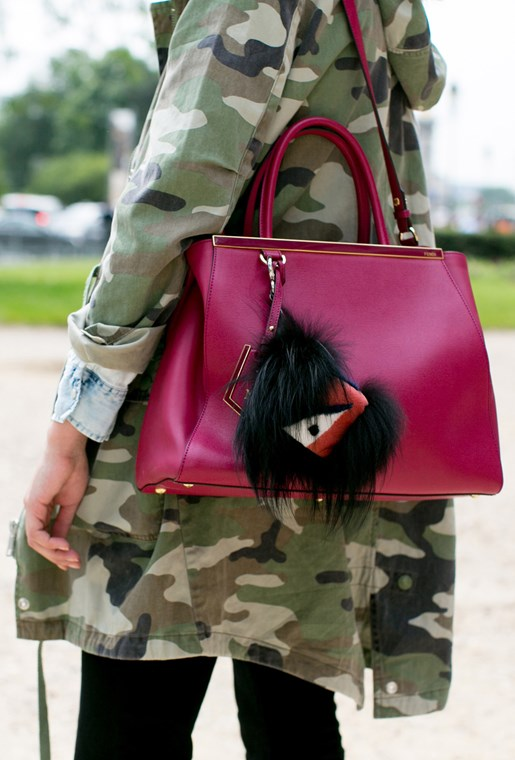 Fendi's Bag Bug at the Haute Couture AW14-15 Shows