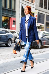 Street style: New York state of mind