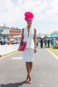 Best dressed at the Caulfield Guineas Day 2014
