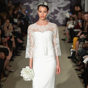 Carolina Herrera wedding website
