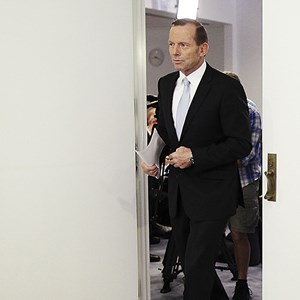 Tony Abbott WWD Man of the Week