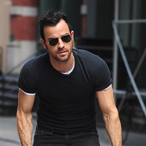 Justin Theroux men with beards