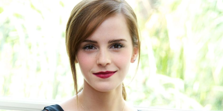 Emma Watson is officially the #1 woman in the world