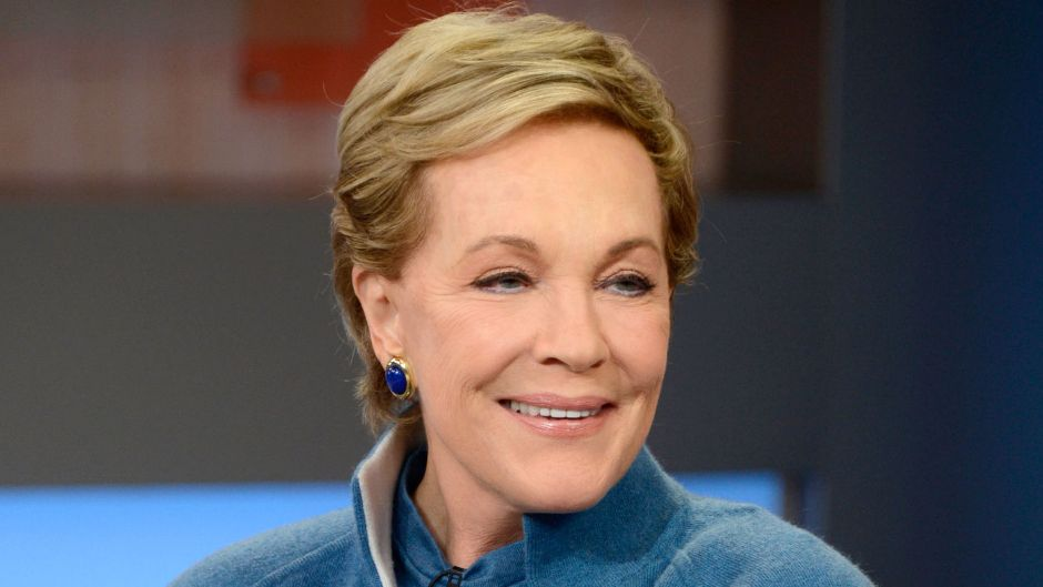 Julie Andrews Basically Has Lady Gaga on Speed Dial