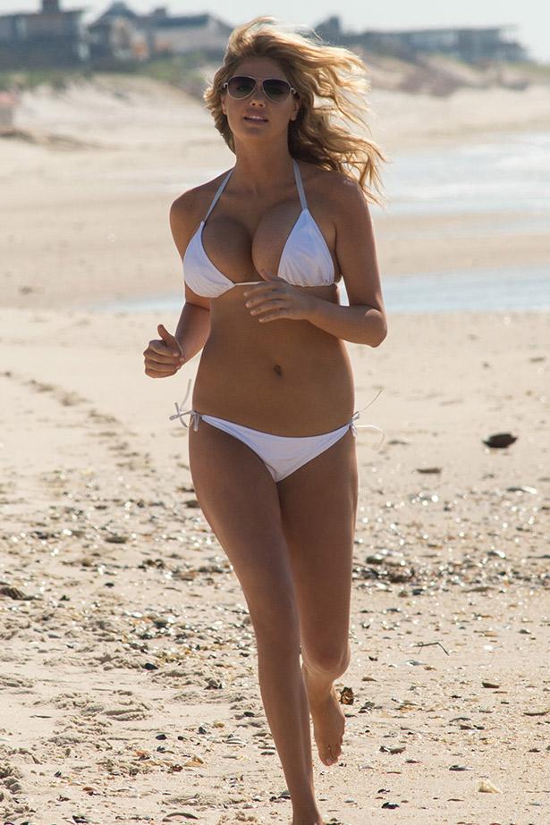 Kate upton s trainer spills her body secrets elle